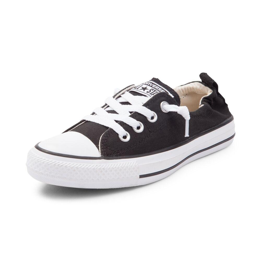 Neuf Converse Chuck Taylor Littoral Basket black white