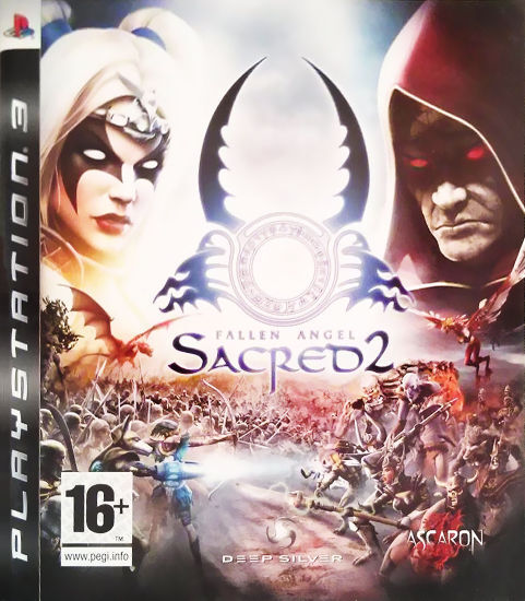 Sacred 2: Fallen Angel (Sony PlayStation 3, 2009)