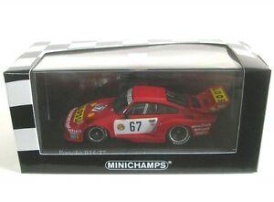 Porsche 935/77 Gelo N ° 67 Gangant Drm Nürburgring 1977 (rolf Stommelen)