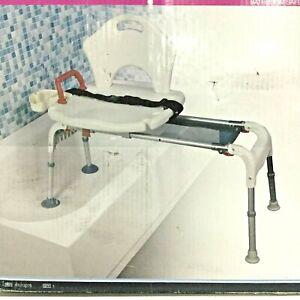Drive Sliding Transfer Bench Universal Folding Shower Bath Seat Rtl12075 Ebay