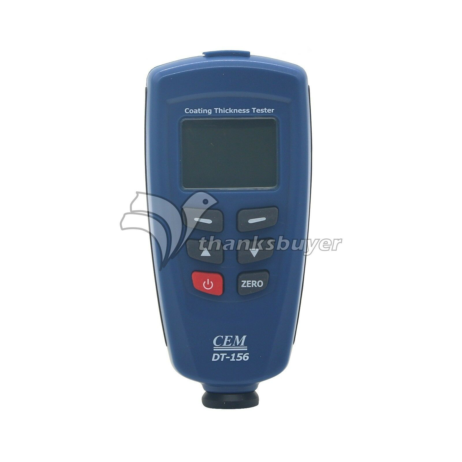 Generic Coating Thickness Gauge Meter Built In F and NF Probe