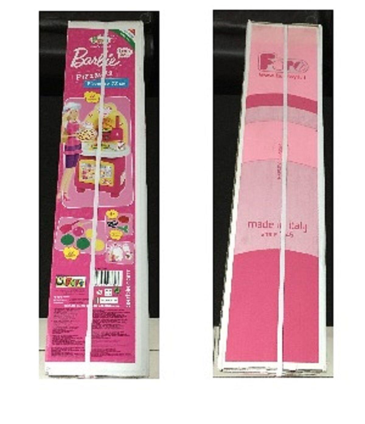 Kitchen Pretend Pretend Pretend Play Faro Barbie Doll Cooking Chef Ages 3+ New Toy Pizza Girls 045e57