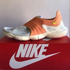 Nike-Free-Run-Flyknit-3-0-NRG-UK-9-5EUR-44-5-US10-5-Men-039-s-Trainers-Running-Shoes