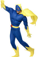 Film & Tv Fancy Party Bananaman Adults Padded Costume Mens Party Wear