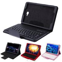 Bluetooth 3.0 Keyboard Leather Case +Stand for Samsung Galaxy Tab A 10.1'' T580