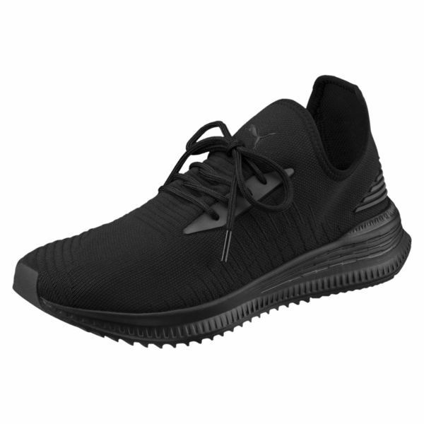 New Sneakers Puma Black Avid EvoKNIT Sneakers New - 115378