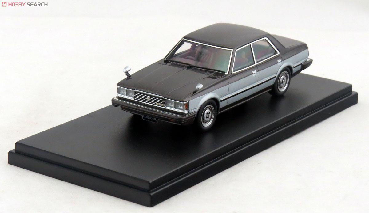 1 43 Hi-Story Toyota Cresta Super Lucent (1981) argent HS119SL