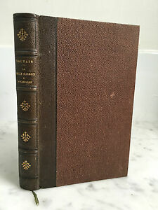 La Bonita Temporada a La Rústico De Abbot Bautain Librería De L. Hacha 1858