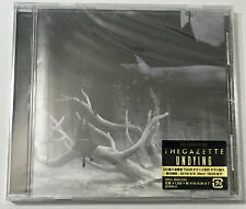 UNDYING by the Gazette, SRCL-9044;BRAND NEW Promotional 3tracks CD from Japan