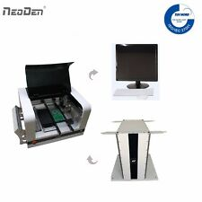 Smt Pick N Place Machine With Vision System Maximum Feeders 0402 Tqfp Led