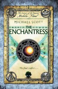 The-INCANTATRICE-LIBRO-6-The-Secrets-of-the-Immortal-Nicholas-Flamel-di-Scott