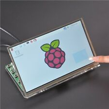 Raspberry Pi 7 inch HDMI HD 1024 * 600 Touch Screen Module Kit With Housing Brac