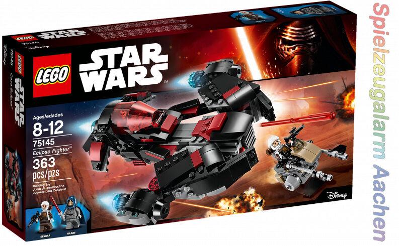 LEGO 75145 Star Wars Eclipse Fighter con Naare e Dengar n16/8