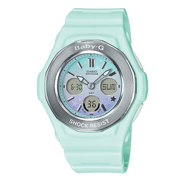 Casio Baby-G Pastel Starry Sky Series Watch BGA100ST-3A