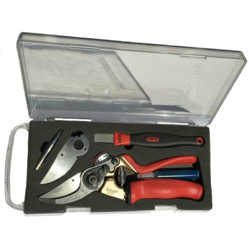 New Barnel B318cs Collection 8 in Rotating Handle Bypass Pruner Kit