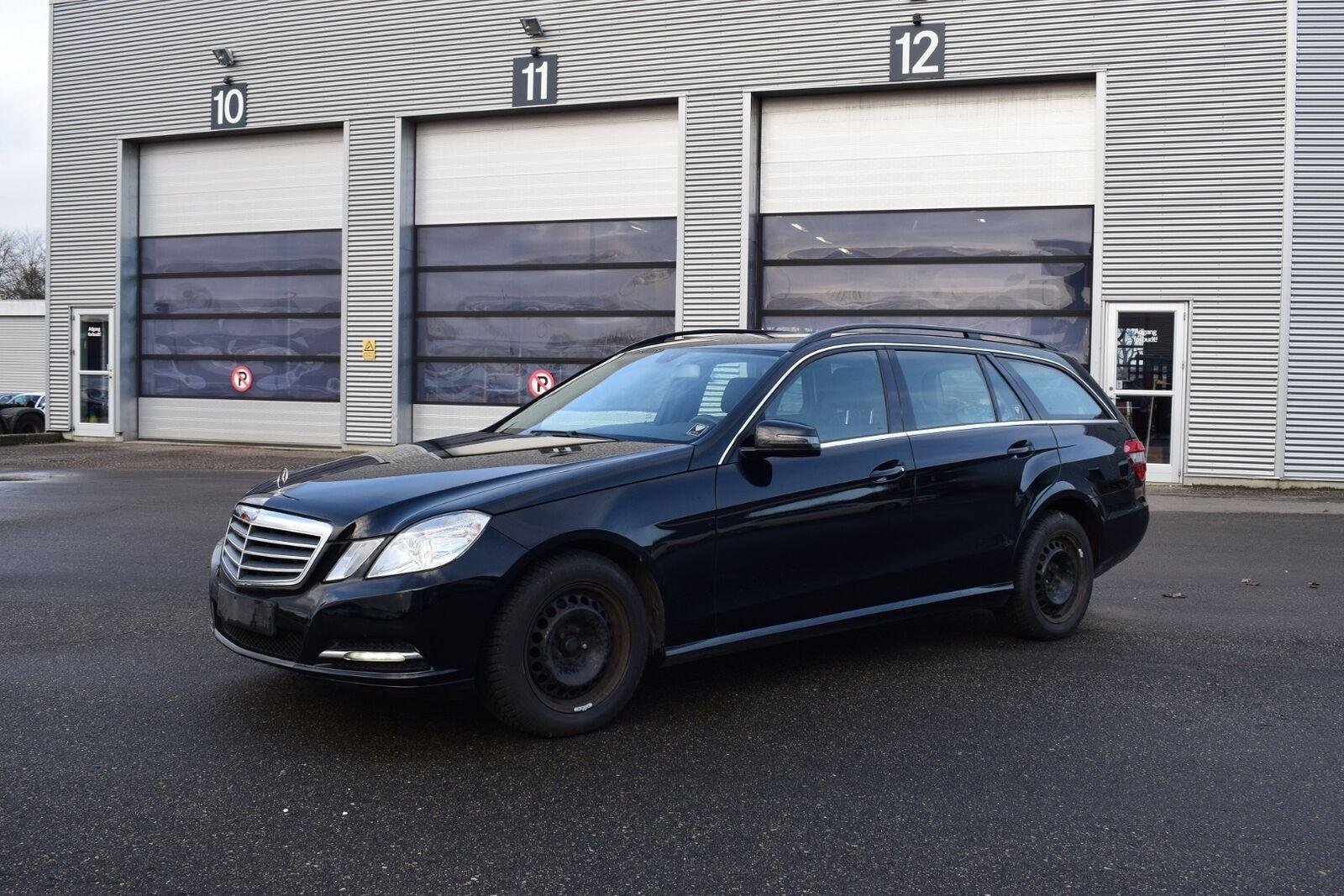 Mercedes E200 2,2 CDi Avantgarde stc. aut. BE 5d