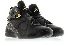 Nike Air Jordan 8 Cigar Confetti Black Gold Sz 9.5 832821-004 OVO Champagne C&C