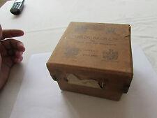 """GOOD vintage originale scatola di carta di Hardy perfetto UNIQUA REEL ecc. 4"""""""