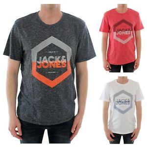 JACK&JONES Hombre Camiseta Top Polo TS 23958