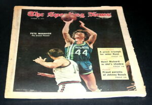 THE-SPORTING-NEWS-COMPLETE-NEWSPAPER-MARCH-6-1971-PETE-MARAVICH