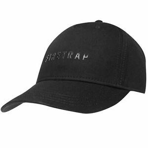 Mens-Firetrap-Premium-Cap-Baseball-Breathable-New