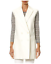 Gerard Blazer T 40 Neuve Darel Coton Etiq Manches Blanc Sans Veste Longue r4rFqC