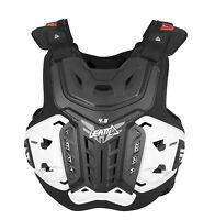 Leatt 4.5 Mx Dirt Bike Motocross Adult Chest Protector Black All Sizes
