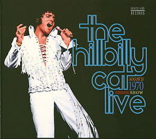 Elvis Presley - The Hillbilly Cat Live - Original Digi Pack CD - New*****