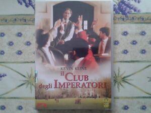 IL-CLUB-DEGLI-IMPERATORI-2002-Kevin-Kline-DVD-EDIZIONE-VENDITA-Medusa-FC-OOP