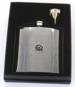 Scorpio Hip Flask Zodiac Sign Stainless Steel Astrology Gift Free Engraving 9ZIrKonc-09121133-554030807