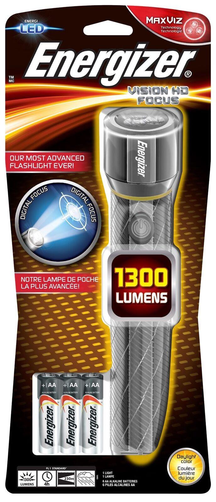 Torcia Led Energizer 1300 LM EN53541959700