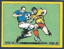 PANINI FOOTBALL 87-#410-WATFORD KITS-1953-54 & 1986-87