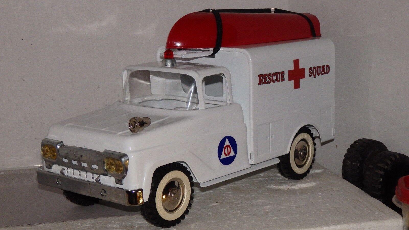 Camión Tonka 59 rescate Squad