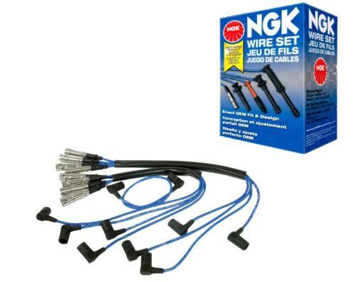 NGK Ignition Wire Set For 1986-1991 MERCEDES-BENZ 420SEL V8-4.2L Engine
