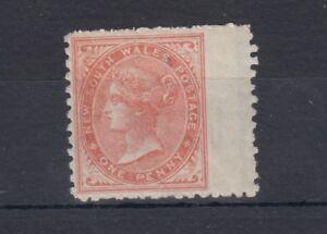 Australia-QV-1885-1d-Orange-SG223e-MLH-Gum-J1587