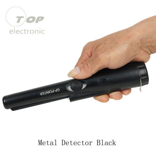360° Auto Waterproof Handheld Metal Detector Battery Pinpointer Probe GP-Pointer
