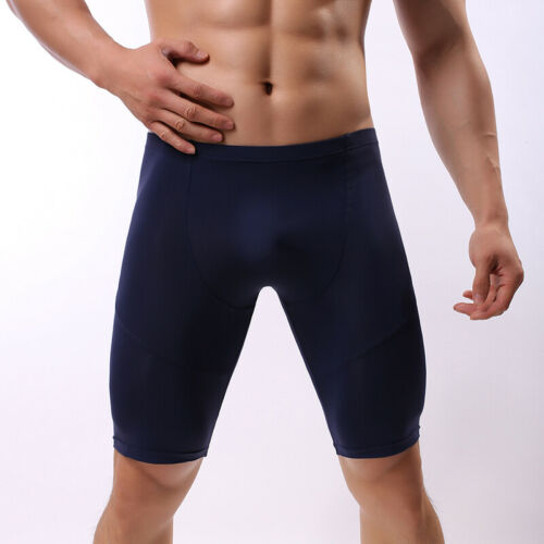 Men/'s Sports Jogging Pants Training Short Running Trousers Breathable Tight New