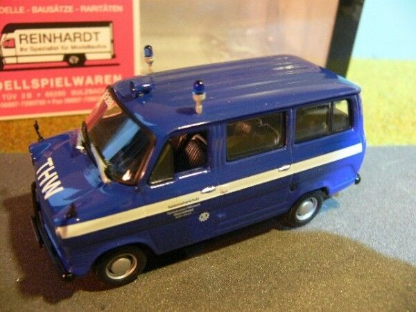 1   43 minichamps ford transit thw k ö in 1977 400082491