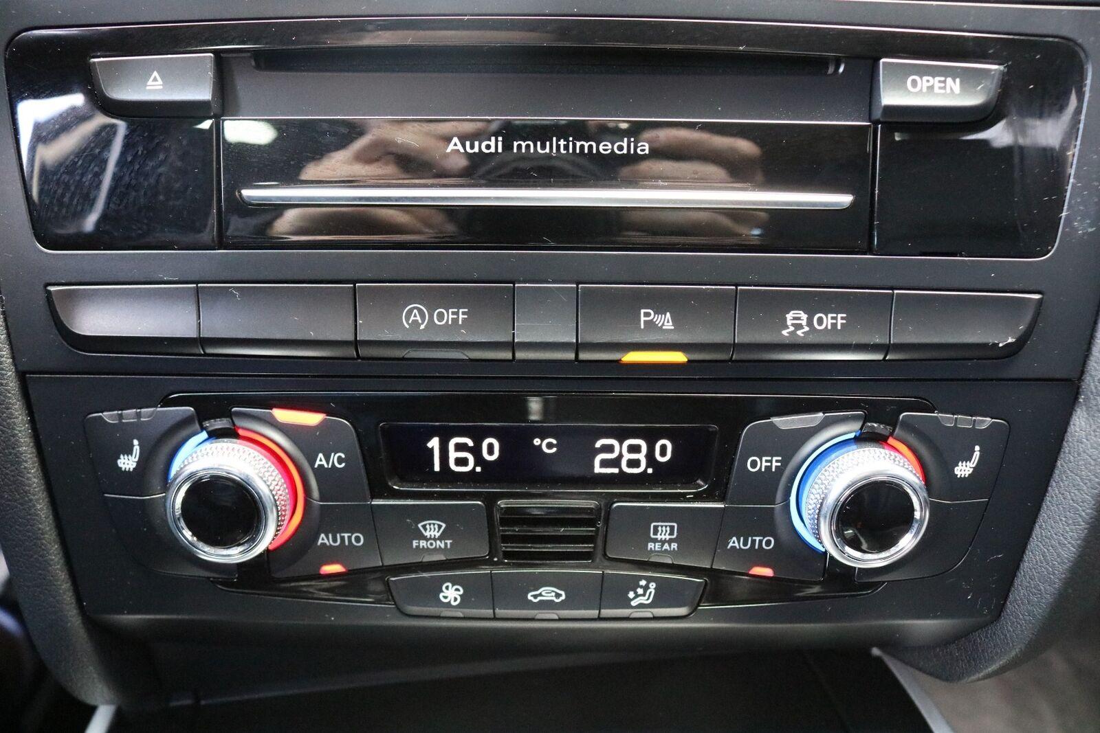 Audi A4 TDi 150 S-line Avant Multitr.