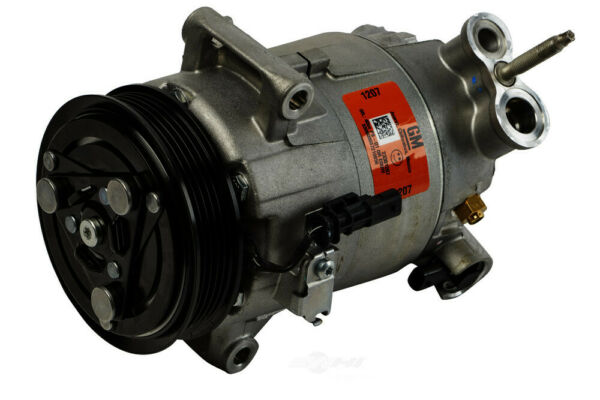 Plug GM Genuine Parts 15-22321 Air Conditioning Compressor Kit with Valve Stud and Oil