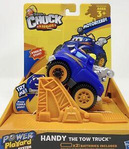 TONKA CHUCK /& FRIENDS HANDY THE TOW TRUCK