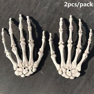 Decoration-Decoration-de-fete-Main-de-crane-Halloween-Appareil-photo-Squelette