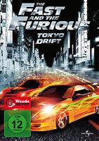 DVD * THE FAST AND THE FURIOUS : TOKYO DRIFT (3) # NEU OVP +