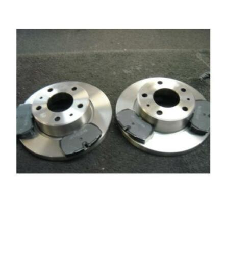 IVECO DAILY 35S9 35S11 35S12 35S13 FRENO POSTERIORE DISC PADS