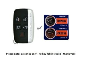2-Battery-for-Range-Rover-Land-Rover-remote-key-fob-CR2032