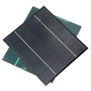 6W-MONOCRYSTALLINE-SOLAR-PANEL-6-WATTS-BATTERY-CHARGER-6V-200-170-3mm