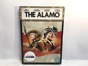 The-Alamo-Dvd-John-Wayne-Richard-Widmark-Laurence-Harvey-Boone-New-Sealed