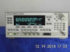 Agilent Hp 83623b With001008 High Power Synthesized Sweeper