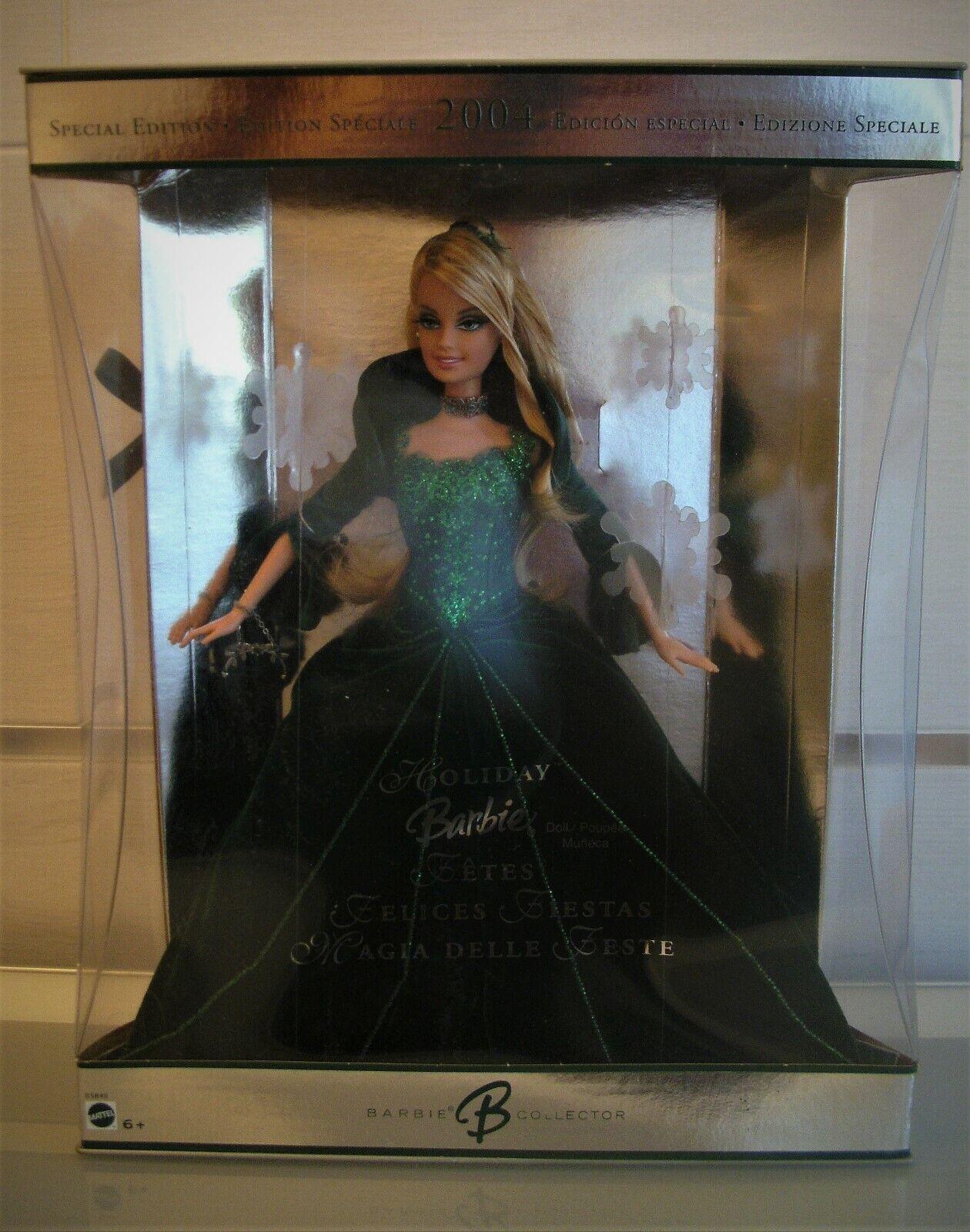 Bambola Barbie - Magia delle Feste - Special Edition 2004