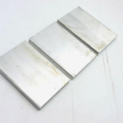 """1/"""" X 6 7//8/"""" x 9 7//8/""""   ALUMINUM 6061 Solid Plate Stock 1/"""" thick"""